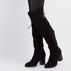 Shoes - Sexy Thigh High Boots NWOT